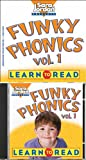 Funky Phonics: Learn to Read, Vol. 1 (Book & CD)
