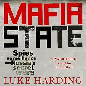 Mafia State Audiobook