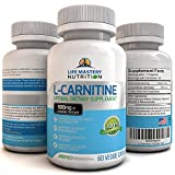 by L-Carnitine by Life Mastery Nutrition (148)Buy new:  $39.97  $17.77