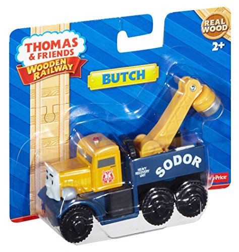 Fisher-Price Thomas the Train Wooden Railway Butch