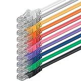 1aTTack-CAT5-UTP-Netzwerk-Patch-Kabel-05m-mit-2x-RJ45-Stecker-Set-10-Stck-10-Farben