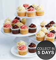 36 Mini Assorted Cupcakes