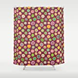 Society6 - Candy Is Dandy Shower Curtain by Groovity coupons 2014