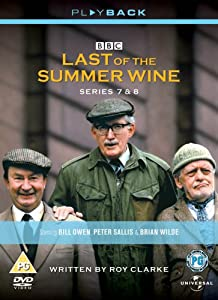 Last of the Summer Wine - Series 7 & 8 [1983] [DVD]
