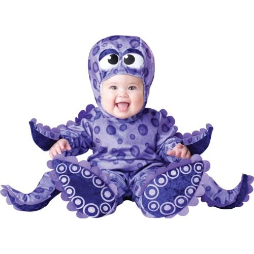 Tiny Tenacles Octopus Costume for Baby