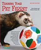 img - for Training Your Pet Ferret (Training Your Pet (Barron's)) book / textbook / text book