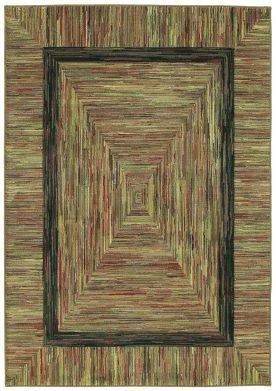 Shaw Living Barnwood Rug - Multicolor (5'5