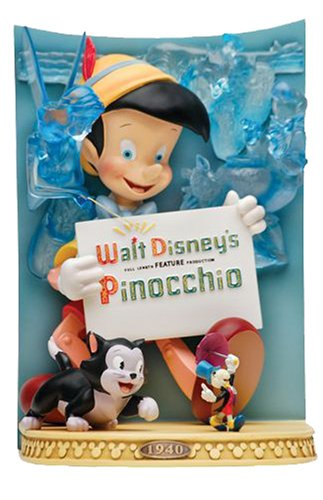 Walt Disney Showcase Collection - 3D Movie Poster: Pinocchio