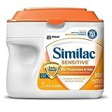 Similac Sensitive Powder Complete Nutrition 23.3 Oz (Pack of 6)