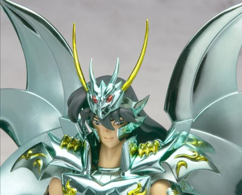 Saint Seiya : God Cloth Dragon Shiryu Action Figure