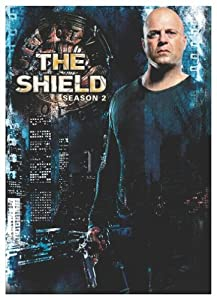The Shield: The Complete Second Season (Sous-titres français) [Import]