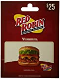 Red Robin Gift Card $25 thumbnail