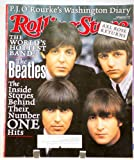 Rolling Stone Magazine # 863 March 1 2001 Beatles (Single Back Issue)