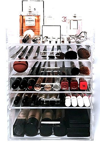 lusso-fatto-a-mano-con-lucido-6-tier-acrilico-trasparente-makeup-organizer