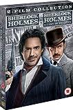 2-Film Collection (Sherlock Holmes / Sherlock Holmes: A Game of Shadows) (DVD + UV Copy) [2012]