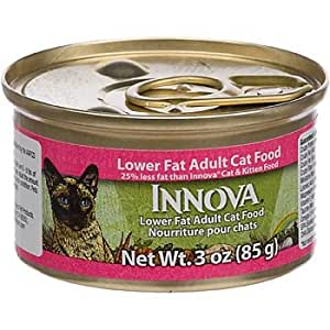 Innova Wet Cat Food Ingredients