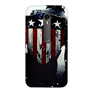 Cute Strong Sheild Back Case Cover for Moto G3