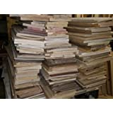 Box Full of Scrap Thin Boards. Shorter Lengths (Tamaño: Full box of Thin Boards)