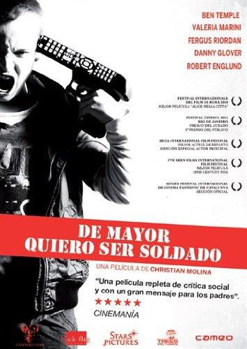 De Mayor Quiero Ser Soldado [DVD]