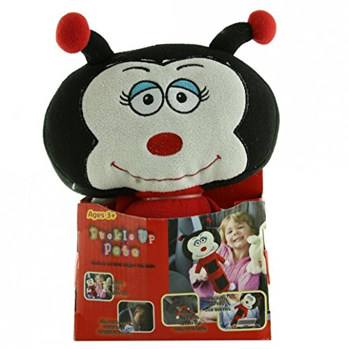 Buckle Up Pet Lady Bug -Buckle Up And Enjoy The Ride by Unknown