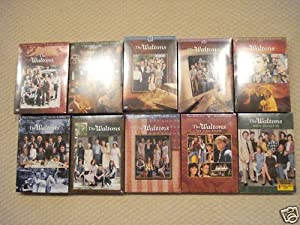 Waltons: Complete Seasons 1-9 & Movie Collection [Import]
