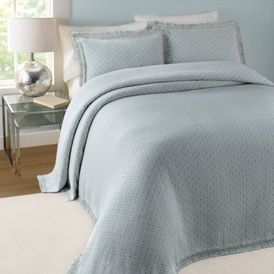 Lamont Home Elena Wedding Ring Bedspread And Sham Collection front-436660