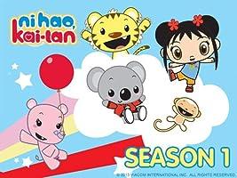 Ni Hao Kai-Lan - Season 1
