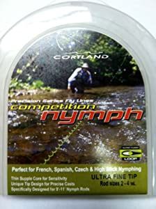 Cortland Competition Nymph Line 140 Grain #2-3 wt.