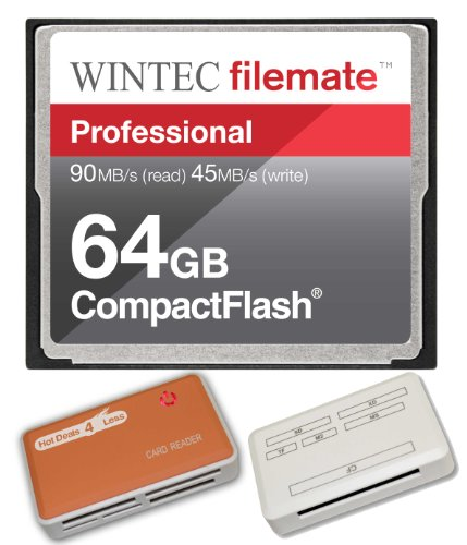 64GB Professional CF Memory Card for Nikon D700 Cameras. Blazing Fast 600X Card with all in one Hot Deals 4 Less Card Reader and Life Time Warranty.