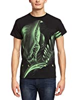 Plastic Head - T-shirt Homme - Alien Warrior (All Over Front Print)