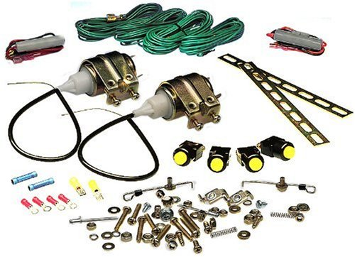 Mr. Gasket 6188 Universal Electric Door Release Kit
