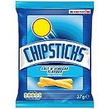 Chipsticks Salt and Vinegar - 30 packs per Box