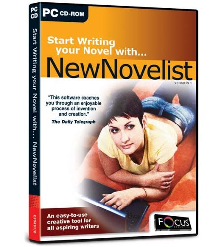 Start Writing Your Novel With...New Novelist, Version 1 (PC)