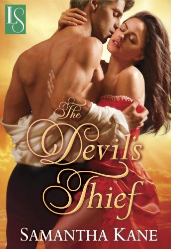The Devil's Thief: A Loveswept Historical Romance by Samantha Kane