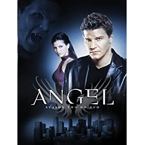 Angel - Season Two (Slim Set) movie