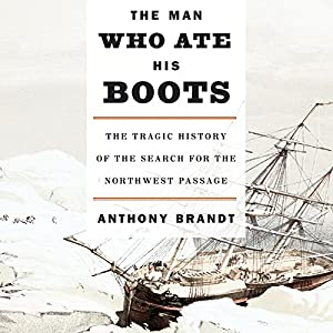 The Man Who Ate His Boots Audiobook