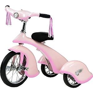 Morgan Cycle Pink Fairy Retro Tricycle by Morgan Cycle