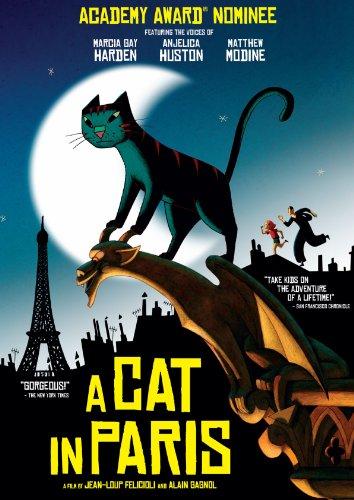 Cat in Paris [DVD] [Import]