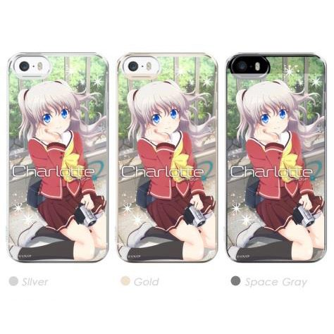 『Charlotte』 iPhone5s/5カバー 友利奈緒