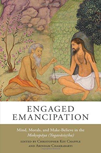 Image for publication on Engaged Emancipation: Mind, Morals, and Make-Believe in the Moksopaya (Yogavasistha)