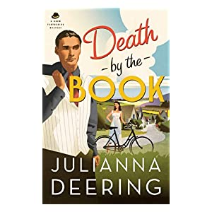 Death by the Book by Juliana Deering