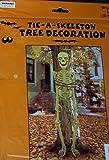 Halloween Tie-a-tree Decoration,skeleton,indoor outdoor,party