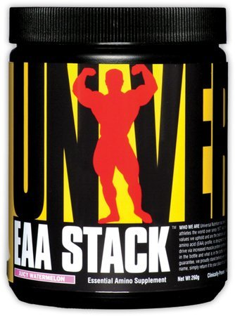 Universal Nutrition EAA Stack Fruit Punch 260 Grams Pre Workout/Post Workout