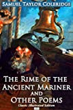 Image of The Rime of the Ancient Mariner and Other Poems (Classic Illustrated Edition)