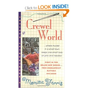Crewel World - Monica Ferris