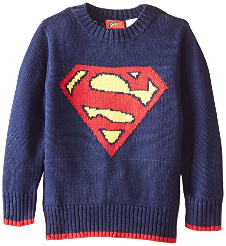 warner-brothers-little-boys-superman-boys-sweater-blue-3t