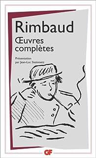 Rimbaud : Oeuvres complètes par Arthur Rimbaud