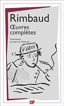 Rimbaud : Oeuvres complètes par Rimbaud