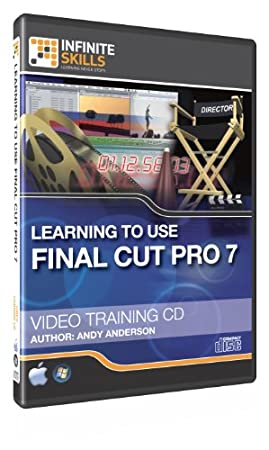 Learning Final Cut Pro 7 Training Video - Tutorial CD