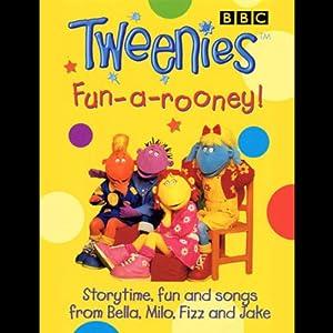 Tweenies Audiobook